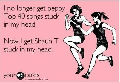 Shaun T  Insanity workout Focus T25