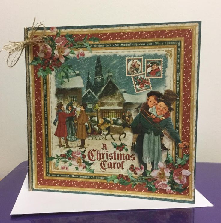 1000 Images About A Christmas Carol On Pinterest: A Christmas Carol, Graphic 45