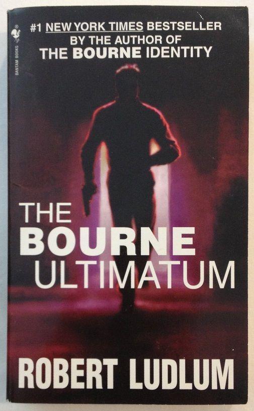 The Bourne Ultimatum by Robert Ludlum (2007 Paperback) Bk #3 in Bourne Series
