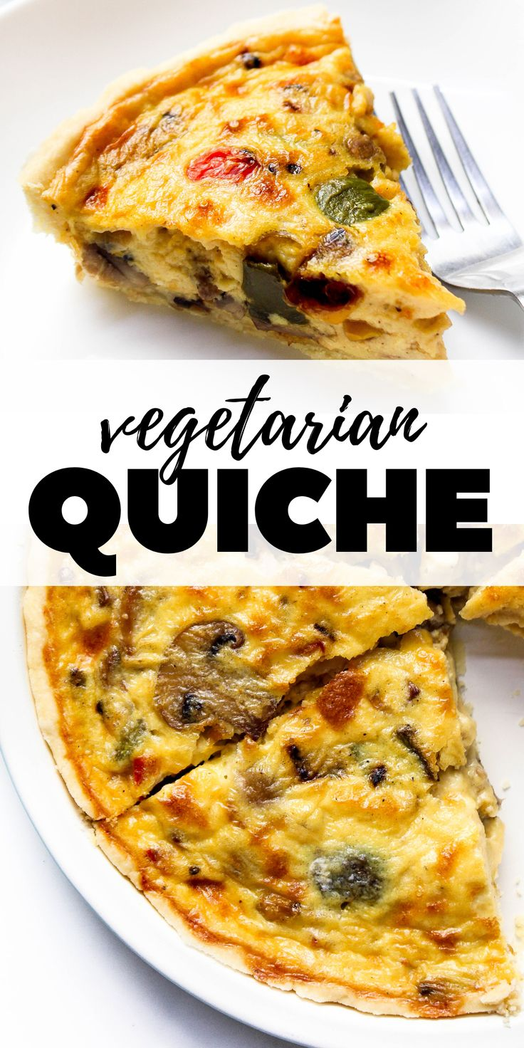 Jump to Recipe·Print Recipe Vegetable quiche recipe that is so rich and creamy made with homemade pie crust that is so f…
