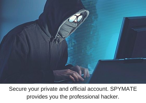 SPYMATE prvides you proffectional hacker  Now you can secure