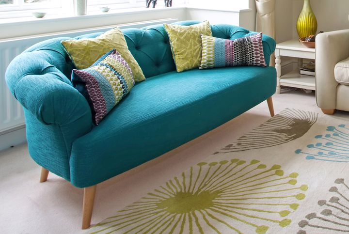 There's nothing quite as striking as a turquoise and green color palette! I love…                                                                                                                                                                                 More