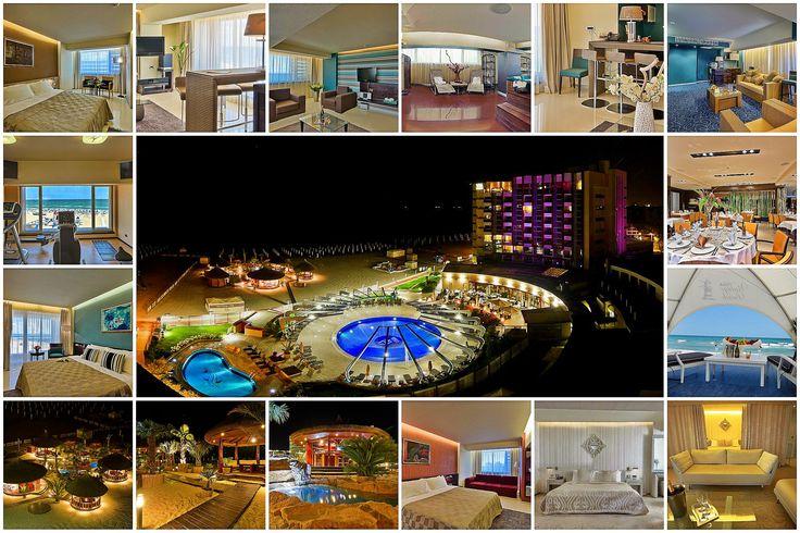 Hotelul Vega se afla la cativa pasi de tarmul marii pe cea mai intinsa plaja privata din Mamaia. Constructia, designul si amenajarile interioare se bazeaza pe elementele clasice Feng Shui: foc, pamant, apa si aer. Elegant si rafinat, dar in acelasi timp cald si primitor, Hotelul Vega din Mamaia este o experienta minunata, ce imbina luxul discret cu o personalitate primitoare, locul in care gusturi si dorinte diferite sunt satisfacute armonios.