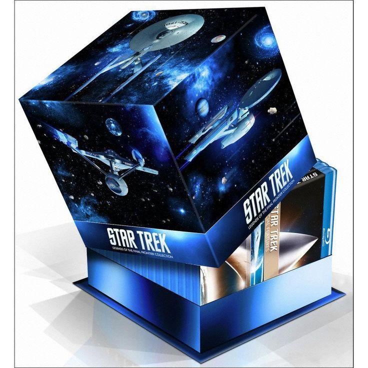 Star Trek Film Box (12 Discs) (Blu-ray)