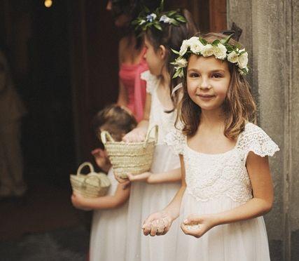 Summer dress boho girl