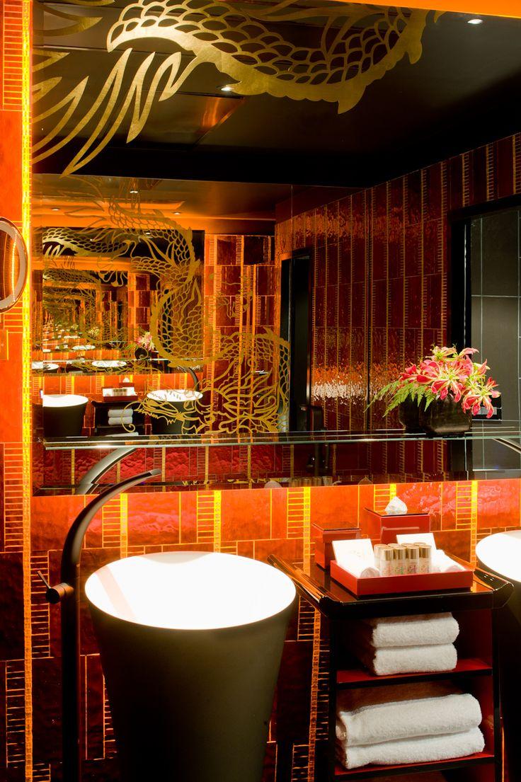 Buddha-Bar Hotel Bathroom