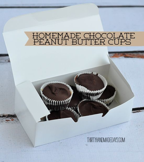 """Homemade Chocolate Peanut Butter Cups - """"We Go Together Like Chocolate and Peanutbutter"""" Free printable lables and recipe. Inspirational boyfriend gift idea for a sweetooth:)"""