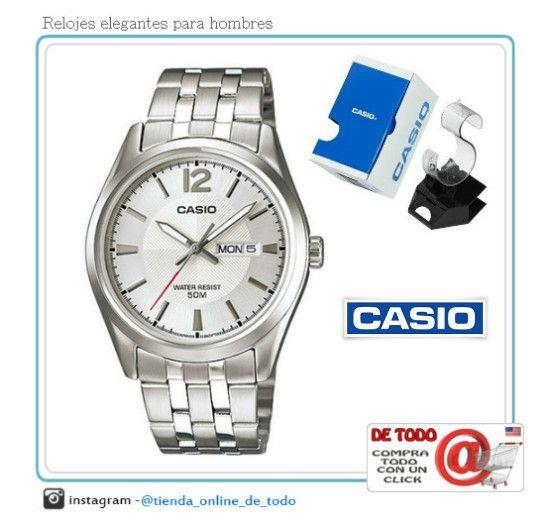 reloj CASIO - Paraguay