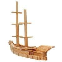 piraten boot van kapla bouwen