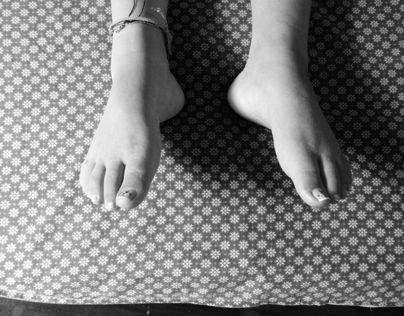 La vida en blanco y negro de Mildred Rosas