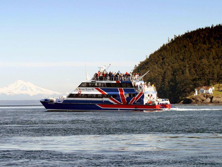 Victoria Clipper III #ferry #victoria #pnw