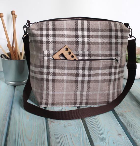 thirty one knitting bag