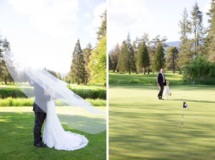 Joanna Moss Photography | www.joannamossphotography.com | Pitt Meadows Golf Club