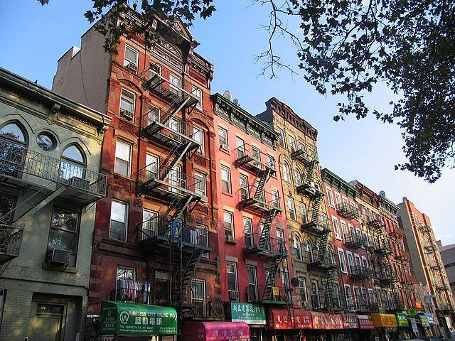 New york city china town sex