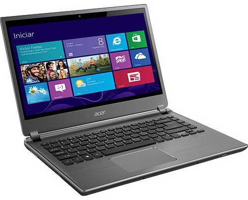 Acer Aspire M5-481PT - Download drivers for windows 8 and windows 7