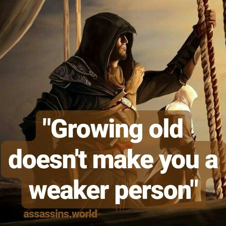 Assassins World Instagram Assassins Creed Quotes