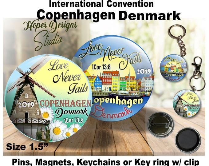 Love Never Fails 2019 JW International Convention Copenhagen