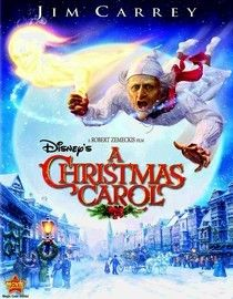 A Christmas Carol (2009) Jim Carrey morphs his voice into that of miser Ebenezer Scrooge in this computer-animated adaption of Charles Dickens's iconic holiday tale about the Ghosts of Christmas Past, Present and Yet to Come. When confronted with Tiny Tim's suffering -- as well as his own mortality -- Scrooge learns the power of opening his heart. Robert Zemeckis directs a star-studded cast. Cast: Jim Carrey...11b