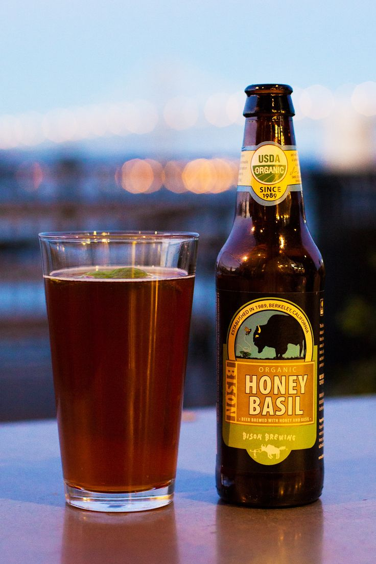 10 Tasty Mugs Of Beer You've Got To Try Now! #refinery29  http://www.refinery29.com/beer-reviews#slide-9  Organic Honey Basil by Bison Organic at Il Cane Rosso  Who says beer can't be healthy? This locally brewed spiced drink is great for those who enjoy a good basil-centric beverage. It has a distinct basil flavor — but not overpowering — and aroma (you actually get a piece of basil in your glass) and if you ask us, it is very soothing. We recommend kicking back at Il Cane Rosso,...