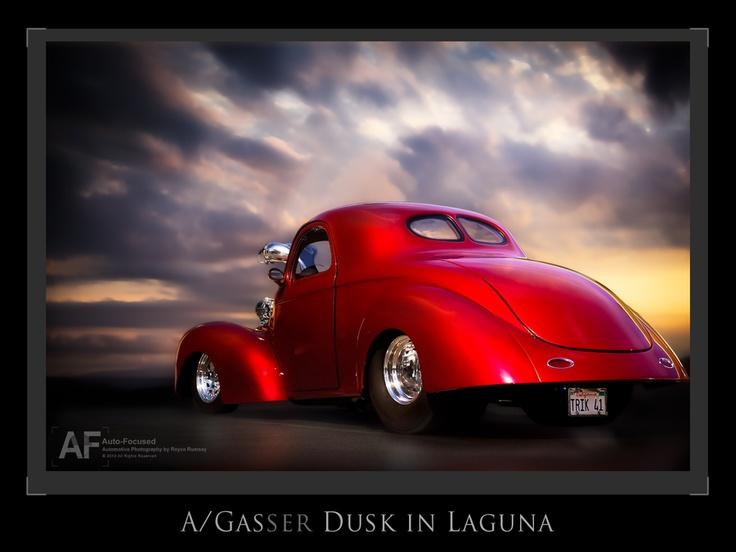 A/Gasser of an Evening in Laguna (alt version)Classic Cars, Carse And Trucks, Dream Cars, Alt Version, Laguna Alt, Awesome Carse Trucks Biks, Hot Rods, Cars Stuff, Dreams Cars If
