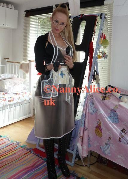 Nanny Alice Adult Baby Nursery London UK  Shiny in 2019
