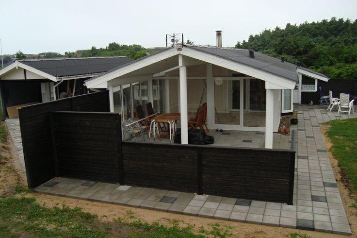 Udestue og terrasse