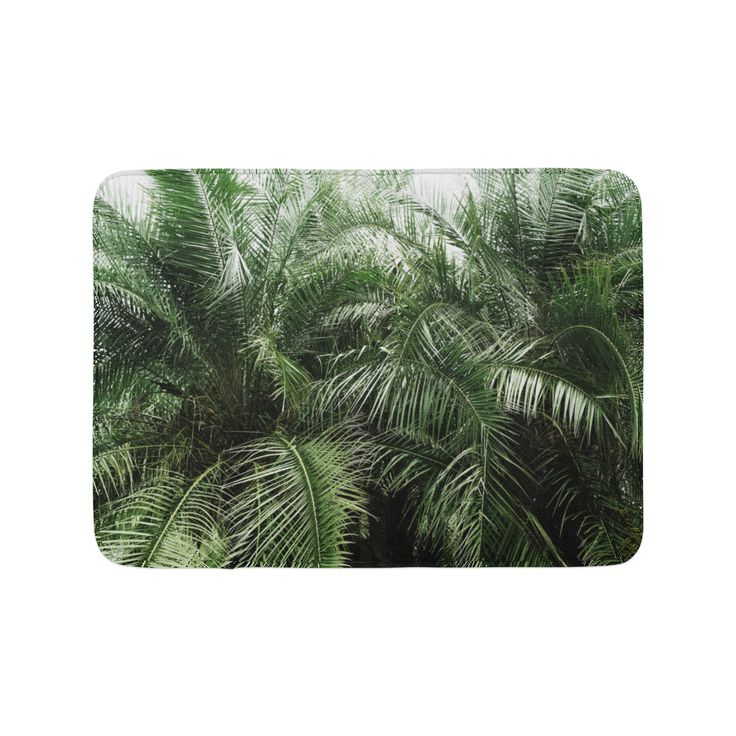 Beach greens for your surf style tropical bath interiors, our chic and vibrant bath mat addition comes ...