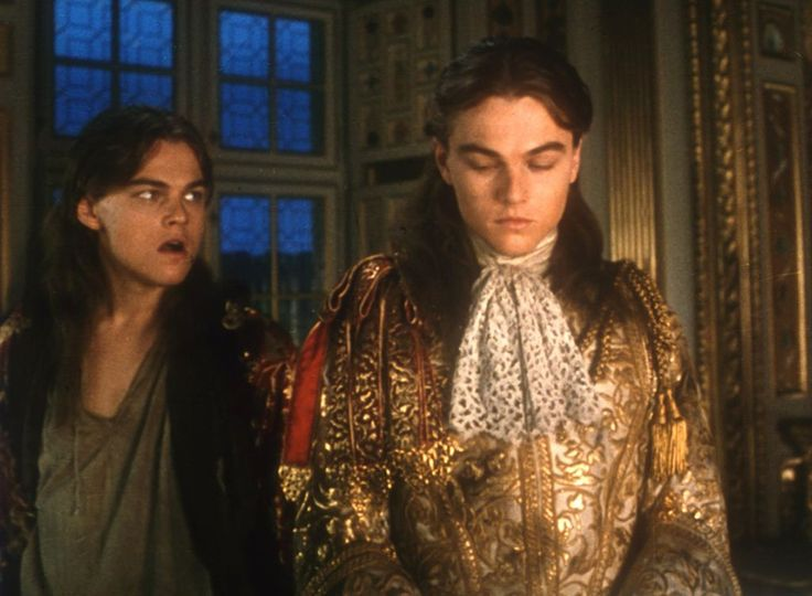 156 best the man in the iron mask 1998 book history film