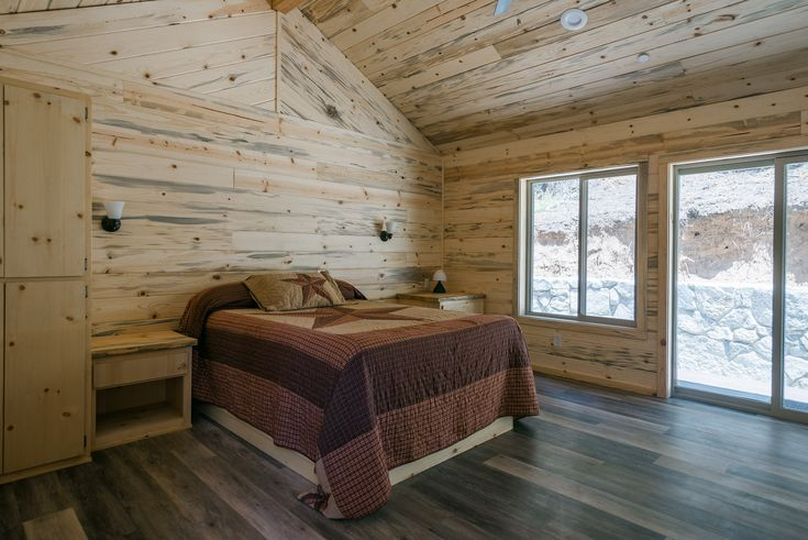 Sequoia National Park Hotels and Lodging :: Silver City Mountain Resort :: Lodging