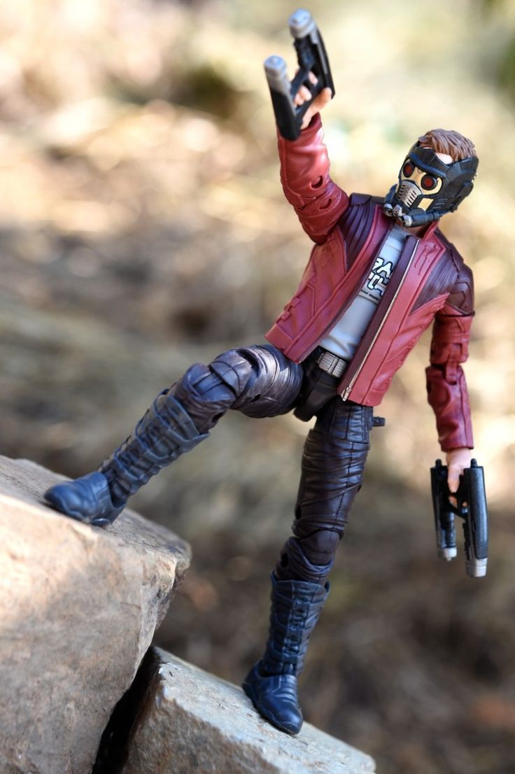 Hasbro: Marvel Legends Star-Lord and Ego | The Fwoosh