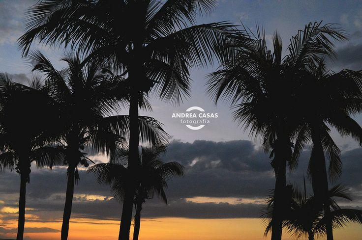 Sunset @ Isla Mujeres 12/12/12.