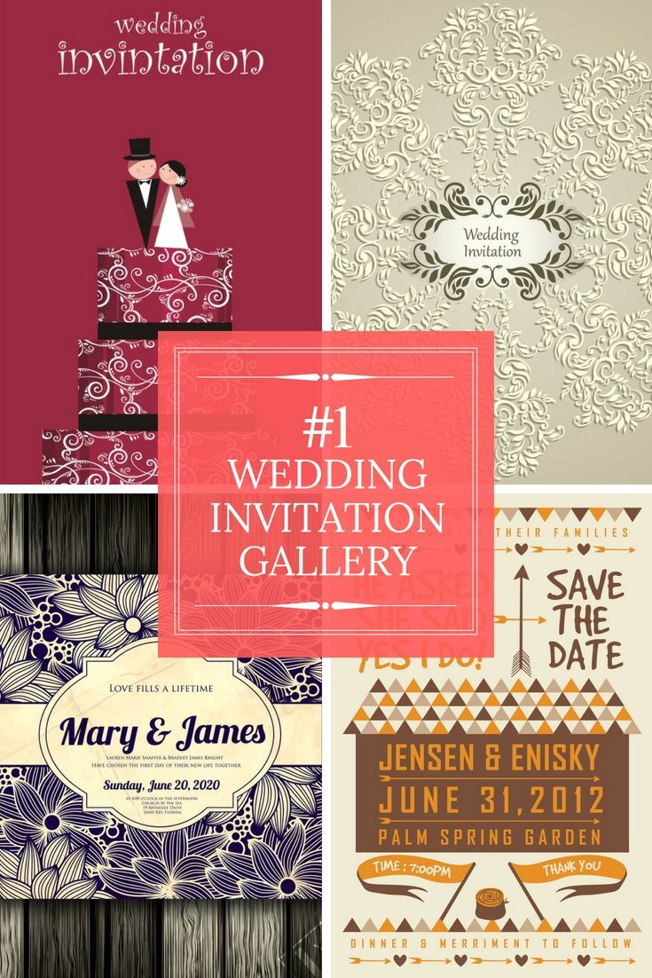 A Totally Free Wedding Invitation Cards Examples Begin