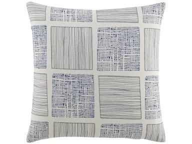 "NANTUCKET PILLOW, 20"" SQ"