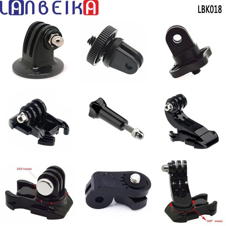 Sale US $7.59  LANBEIKA for Gopro Accessories Motion Camera Tripod Screw Adapter 1/4 Screw For Gopro 6 5 4 3+ SJCAM SJ5000 SJ4000 SJ6 SJ7 Eken  #LANBEIKA #Gopro #Accessories #Motion #Camera #Tripod #Screw #Adapter #SJCAM #Eken  #Camera-2018