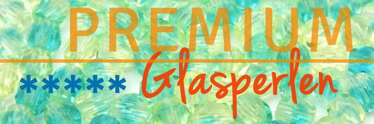 Premium Glasperlen bei JAUL.biz / www.jaul.biz