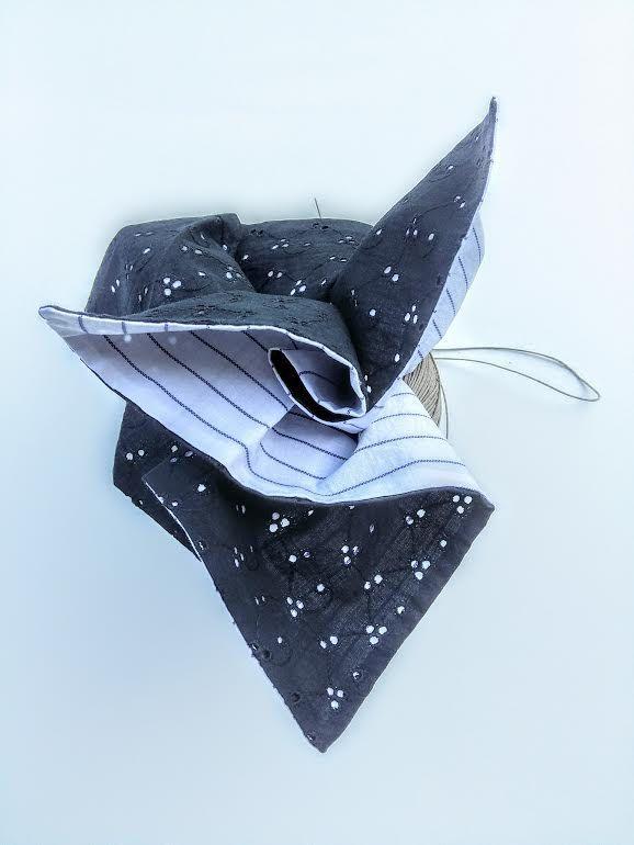 Fazzoletto tasca, accessori uomo, matrimonio, regalo per lui, fazzoletto righe blu, sangallo, uomo, regalo anniversario, abbigliamento uomo di piBase su Etsy