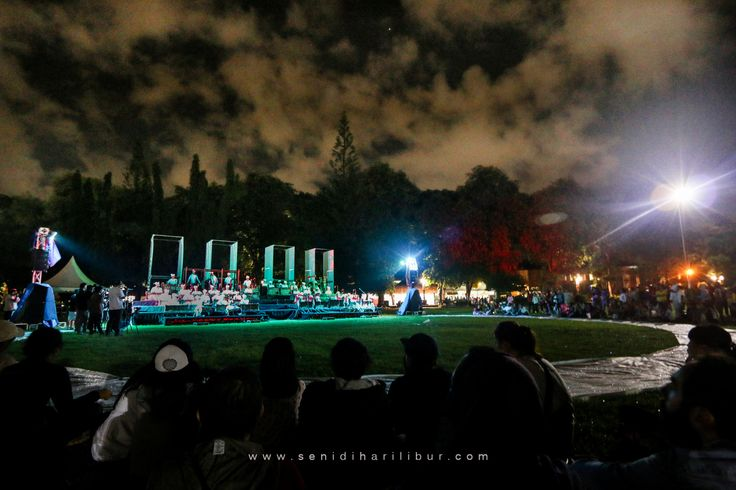"Art Event Gamelan Modern ""Paradigma"" di Puputan  | Senidiharilibur"