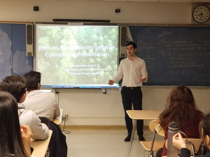 Khagay Nagdimov IT Developer @TD Securities was yesterdays special host of #Sustainability Jeopardy at the W!se Institutes #EGE Seminar. Did we mention he is also a proud alumnus of the W!se Institute & HS of Economics & Finance? #highschool #environment #careerready #NYC #goinggreen #collegeready