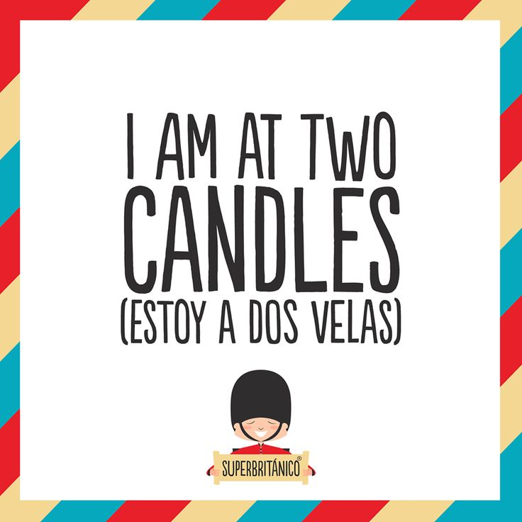 #Superbritanico I am at two candles