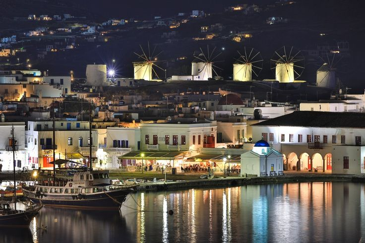 The summer never ends in #Greece and #Mykonos, and now is the best time to enjoy the last days of the summer! Join the party and experience the fun and the glamour of Mykonos Island in September!
