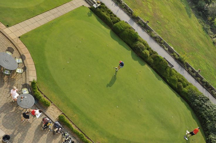 The greenest of the green, putting green!  Join now 01392 874139 / http://exetergcc.co.uk/golf/exeter-golf-course