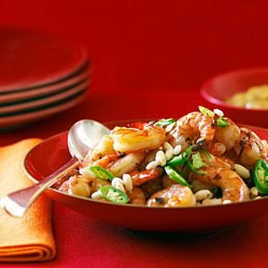 Chili Shrimp | MyRecipes.com