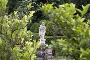 Villa Pisani Bolognesi Scalabrin (Vescovana - Padova) Italy  #Garden #giardinaggio #giardini #VillaPisaniBolognesiScalabrin #Tulipani