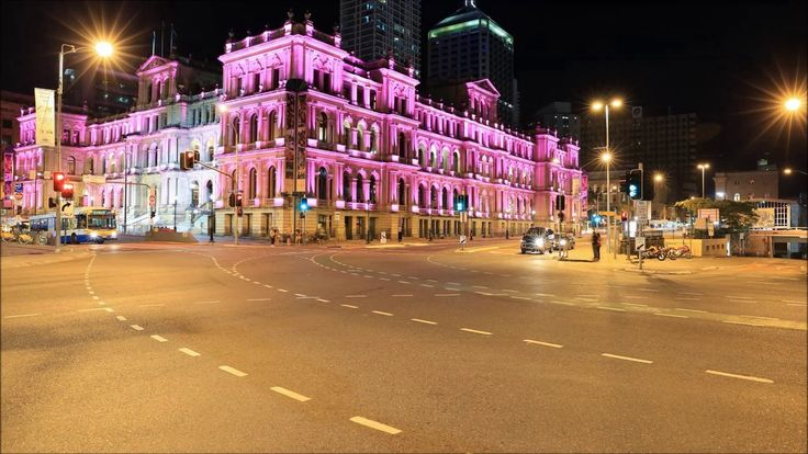 Brisbane City traffic and night life timelapse comprising of 268 photos taken over a 1hr period #timelapse #brisbane #australia #queensland #casino #traffic