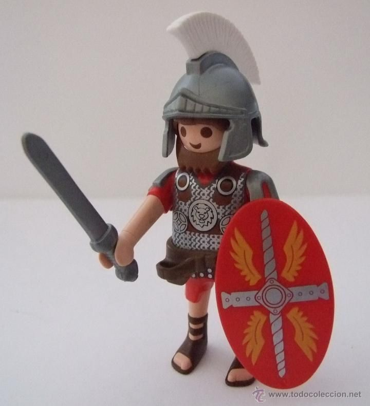 Playmobil Tribuno romano custom