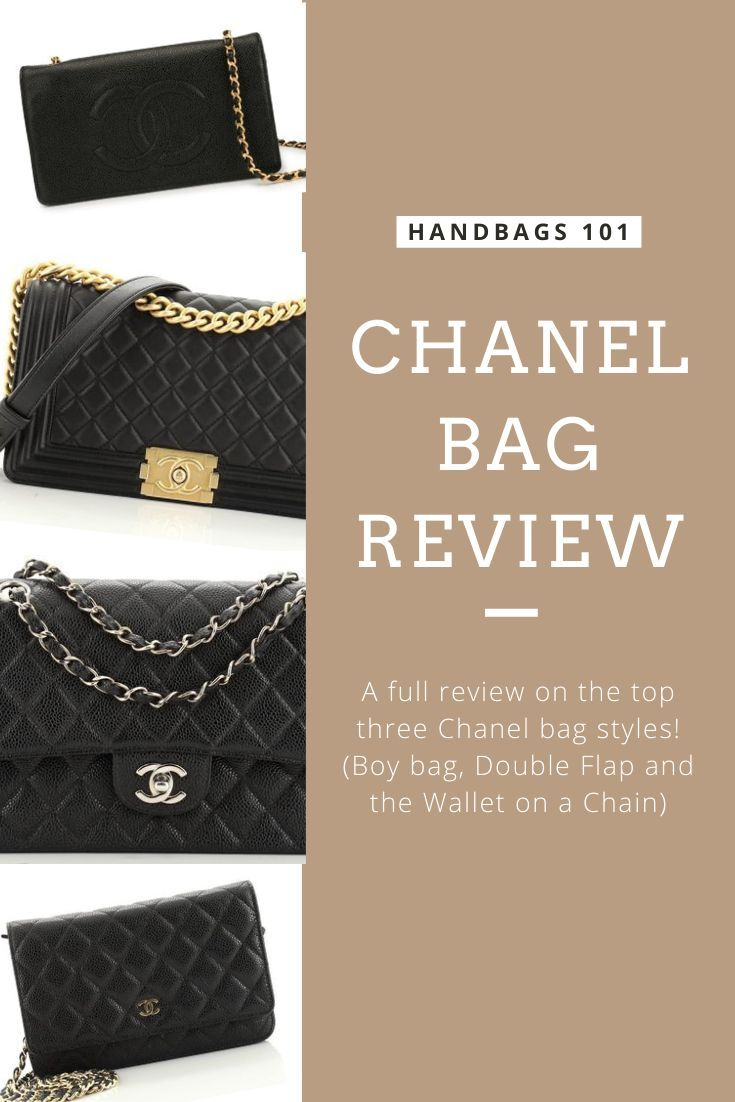 Chanel Bag Video Review Sharing Each Bag Styled The Inside And Which Chanel Bag I Wish I Had Purchased Boy Bag Classic Double In 2020 Chanel Bag Bags Fashion Bags