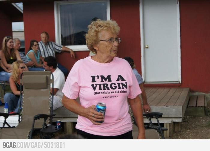 At my family reunion...