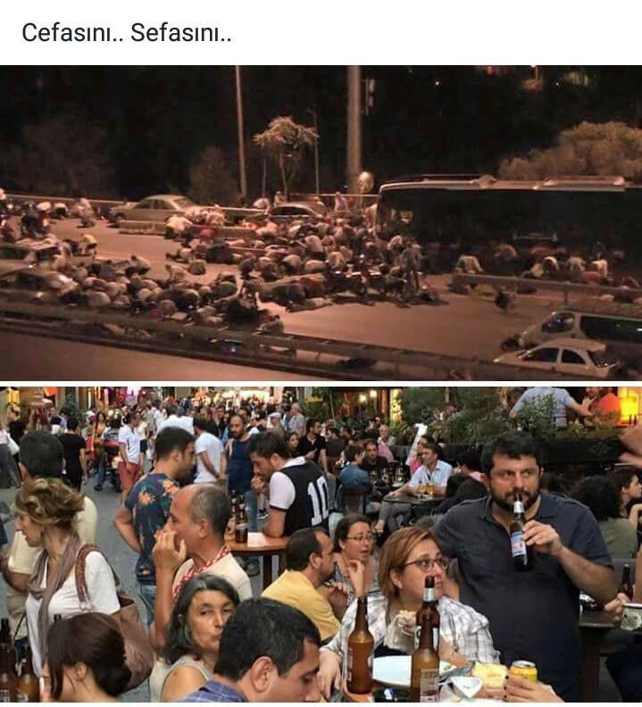 CHP ve Zihniyetini İstemiyoruz !