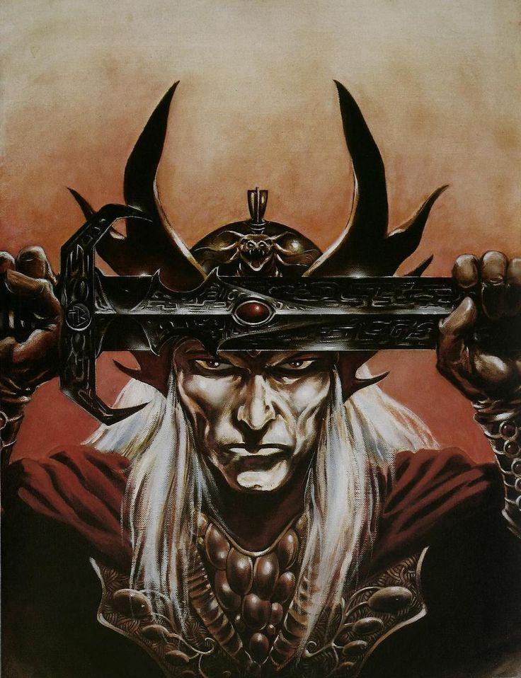 Divinity: Original Sin 2 1fc530edc132dadb68d1a2ec00c85517--fantasy-warrior-sci-fi-fantasy