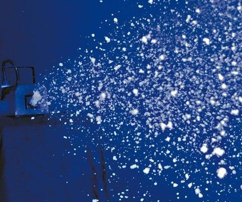 Snow Machine - Would be brilliant for a 'Frozen' themed party